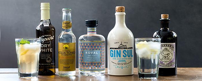 Gin für Genießer