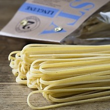 Food Brothers Linguine mit Weizenkeim