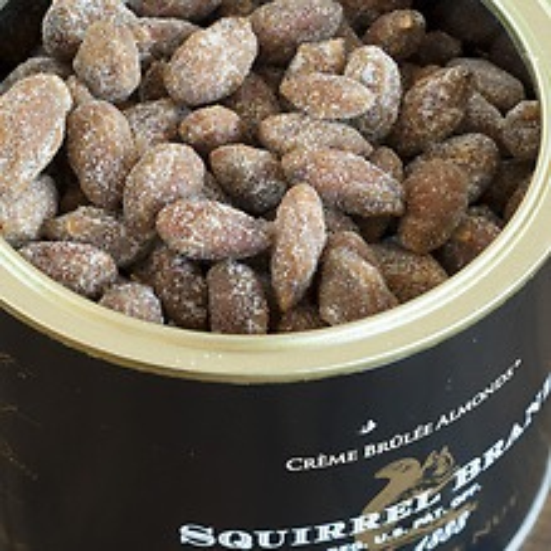 Squirrel Brand Mandeln 'CrèmeBrûlée'