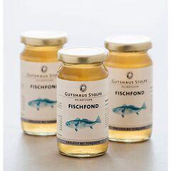 Gutshaus Stolpe Fischfond 3 x  200 ml