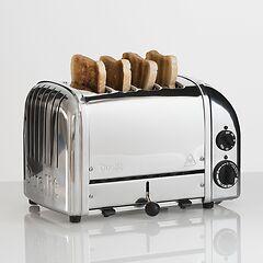 Dualit Toaster 4 Scheiben