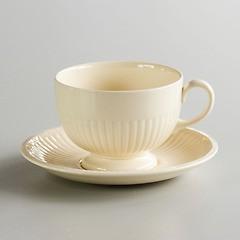 Edme Untertasse Milchkaffee