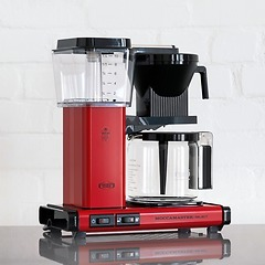 Kaffeemaschine Moccamaster KBG 741 Rot