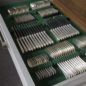 Haftfilz für Schubladen 90x65