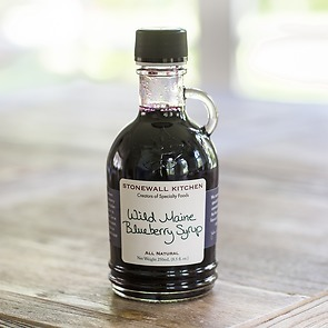 Stonewall Kitchen Blueberry Syrup 250 ml