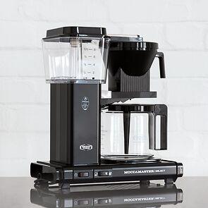Kaffeemaschine Moccamaster KBG 741 Schwarz