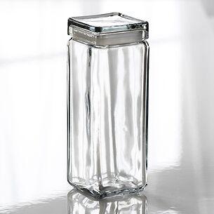 Vorratsglas Quadrat 2,5 l