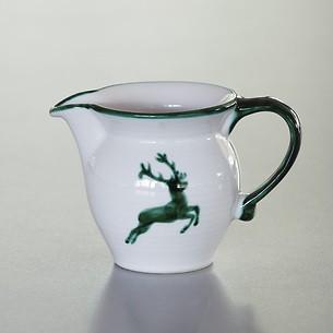 Grüner Hirsch Milchkännchen