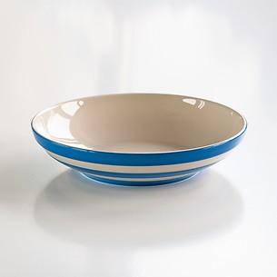 2 Pastateller Cornishware Blau