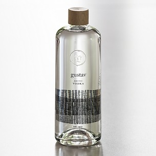 Gustav Arctic Wodka 0,7 l