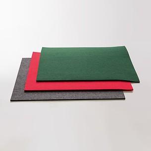 Wollfilz Tischset 35x45 cm