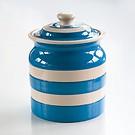 Vorratsgefäß 1,6 l Cornishware Blau
