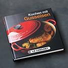 Le Creuset Kochbuch Gußeisen
