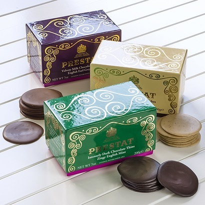 Prestat Chocolate Wafers
