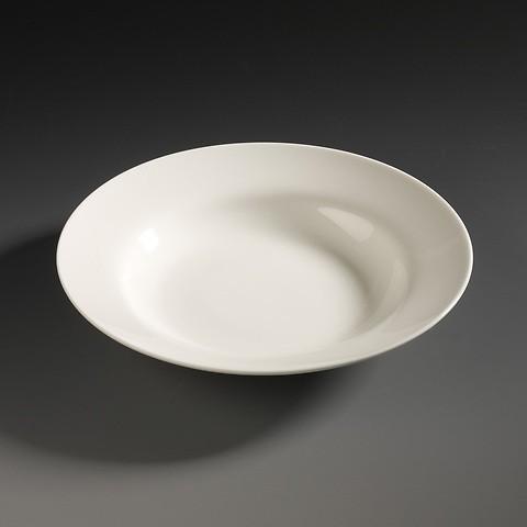 Bone China Teller tief 23 cm