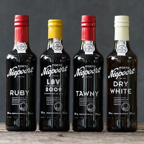 Niepoort Portwein Dry White 0,75 l
