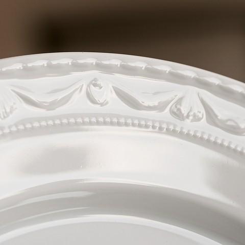 Kurland ovale Platte groß