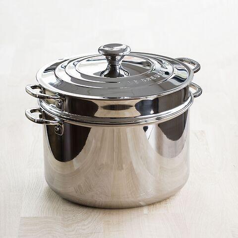 Le Creuset 3-Ply Pastatopf