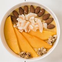 Mango-Ananas-Bowl