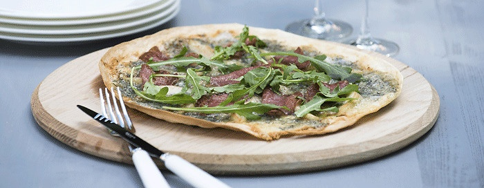 Pizza Salame Autunno