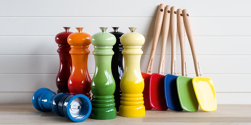 Farbenfrohe blickfänge für die küche
